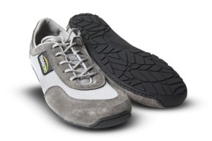 Tadeevo Bliss grey minimalist shoes