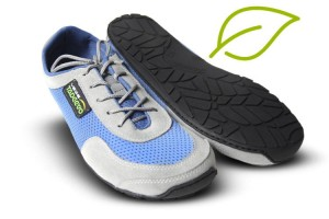 Tadeevo Bliss vegan blue minimalist shoes