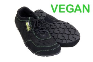 Tadeevo VEGAN black minimalist shoes