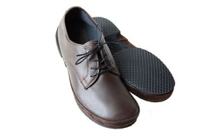 Tadeevo Derby gentleman brown minimalist shoes