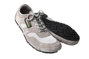 Tadeevo volcanic grey minimalist shoes