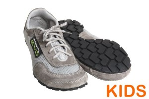 Tadeevo kids minimalist shoes stone age grey