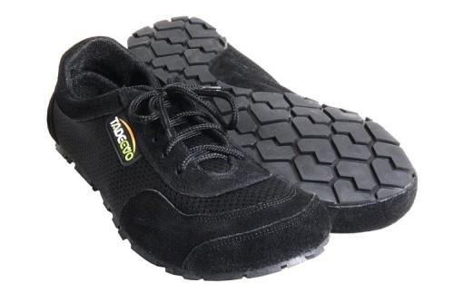 tadeevo black minimalist shoes