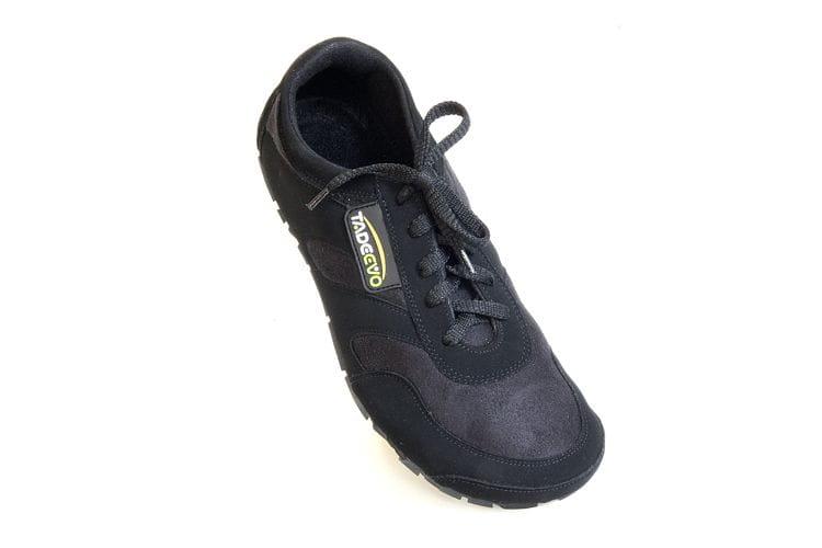 tadeevo black autumn minimalist shoes