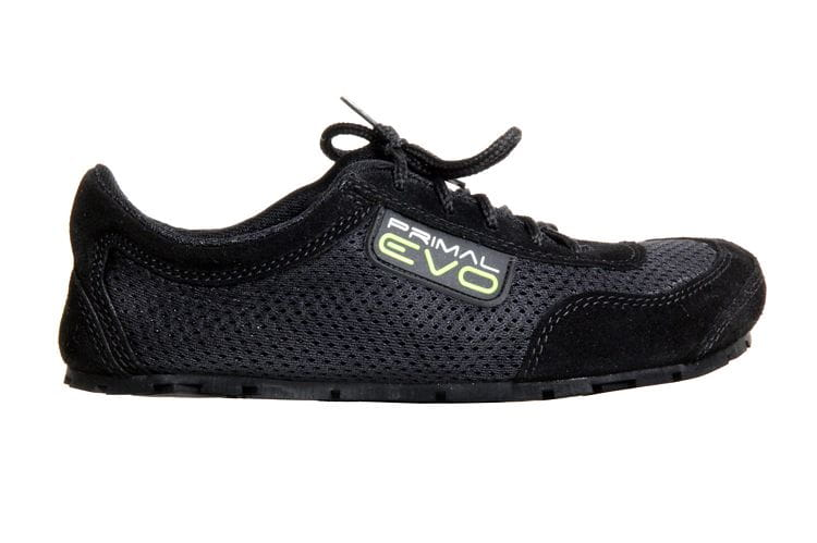 Tadeevo Cosmic Black Minimalist Shoes