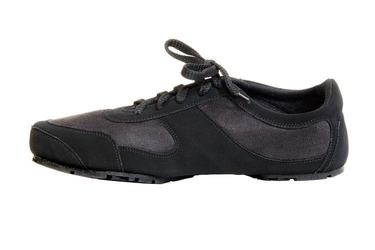 acheter populaire 83938 20587 Tadeevo T+ black minimalist shoes