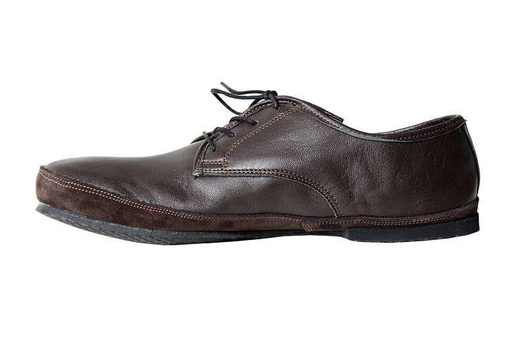 Tadeevo Derby Gentleman S Brown Minimalist Shoes
