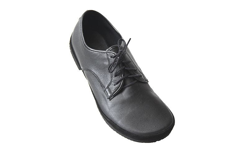 tadeevo derby gentleman s black minimalist shoes
