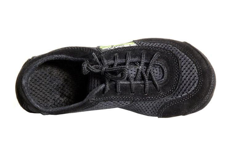 Tadeevo Cosmic Black Minimalist Shoes