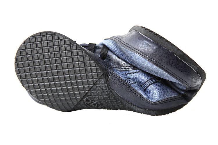 Tadeevo denim blue Autumn minimalist shoes